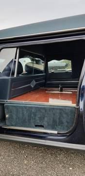 2004 Cadillac Super Coach Hearse