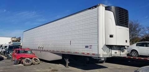 2012 Great Dane Carrier Reefer for sale in Turlock, CA