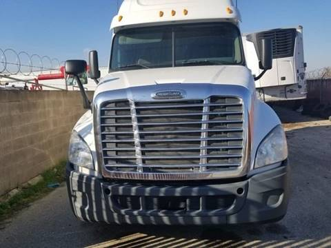 2012 Freightliner Cascadia for sale in Turlock, CA