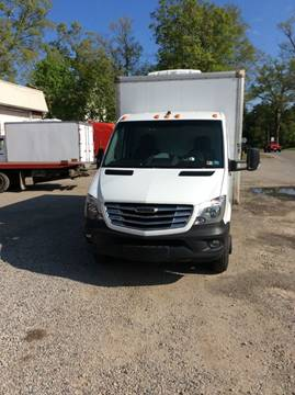 2015 Freightliner Sprinter Cab Chassis for sale in Kinsman, OH