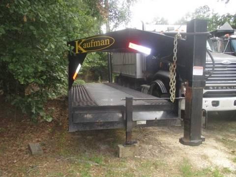 2017 Kaufman 35' 2 Car Hauler for sale in Raleigh, NC