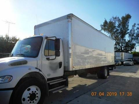 2014 Freightliner M2 106 for sale in Opa Locka, FL