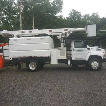 2005 GMC C7500 for sale in Dansville, NY