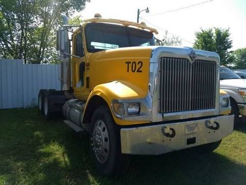 2002 International 9900i for sale in Mulberry, FL