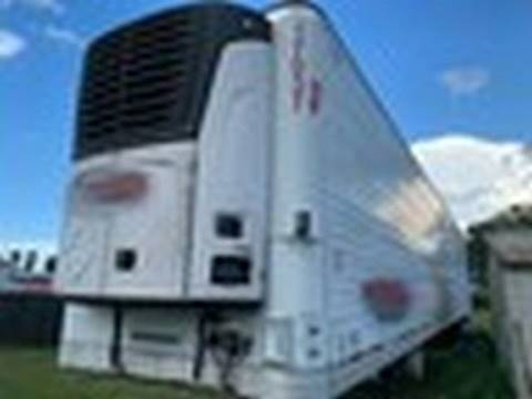 2008 Wabash 53' Reefer Trailer for sale in Groveland, FL