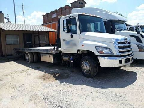 2014 Hino 258A for sale in Mckinney, TX