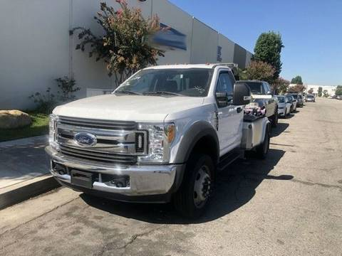 2017 Ford F-450 Super Duty for sale in Fontana, CA