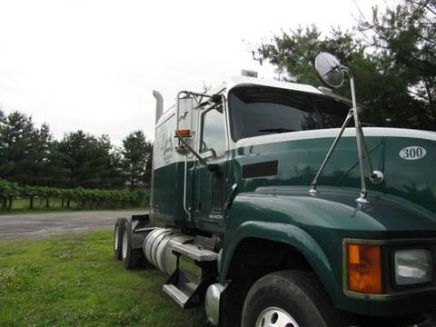 2012 Mack Pinnacle for sale in Dansville, NY