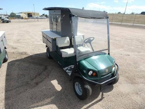 2014 Cushman Refresher FS$ for sale at RTR SERVICES INC in Salem OR