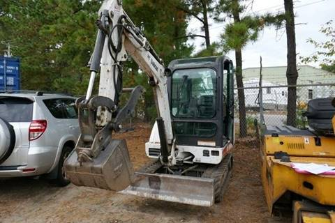 2011 Bobcat 325 for sale at RTR SERVICES INC in Salem OR