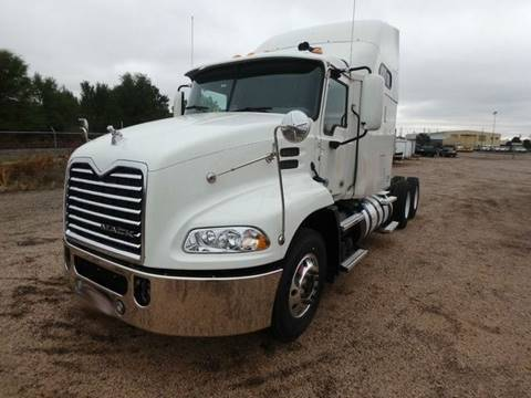 2012 Mack Pinnacle for sale in Salem, OR