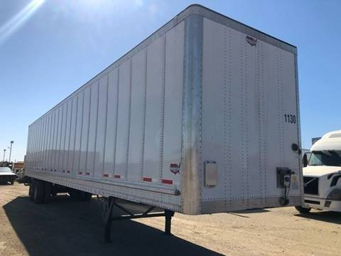 2019 Wabash Dry Van Trailer for sale in Fontana, CA