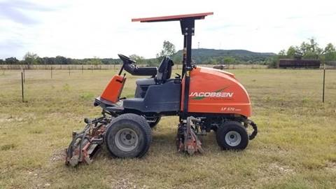 2014 Jacobsen LF570 for sale in Katy, TX