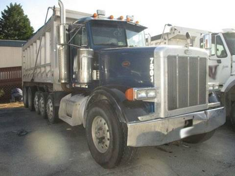 Craigslist Raleigh Cars And Trucks By Owner >> 1998 Peterbilt 357 For Sale In Raleigh Nc