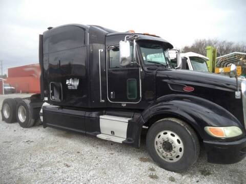 2012 Peterbilt 386 for sale at RTR SERVICES INC - Harriman in Harriman TN