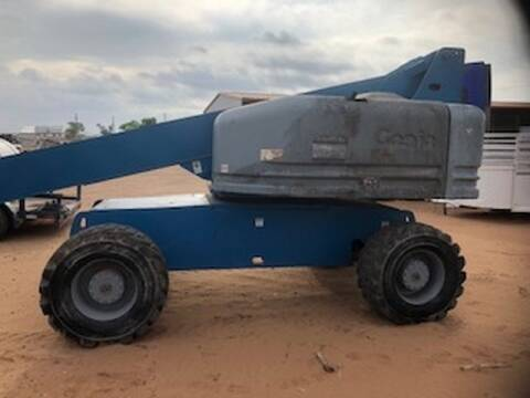2002 Genie S65 for sale at RTR SERVICES INC - Big Spring in Big Spring TX
