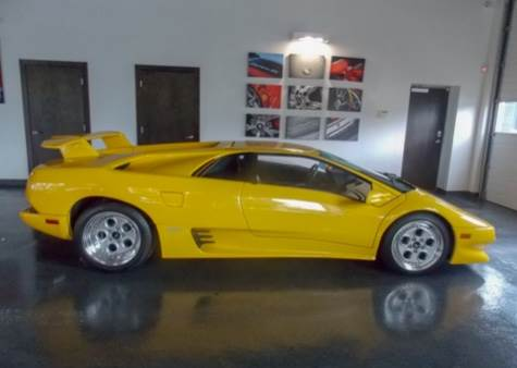 Used Lamborghini Diablo For Sale In Florida Carsforsale Com