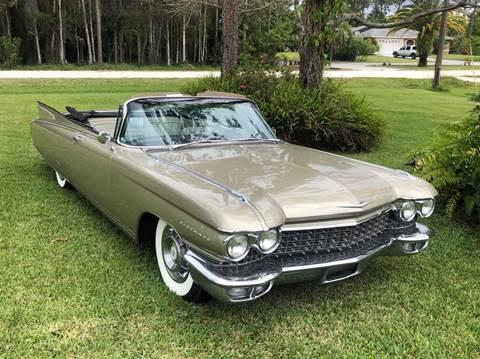 New Cadillac Eldorado >> 1960 Cadillac Eldorado Biarritz For Sale In West Palm Beach Fl