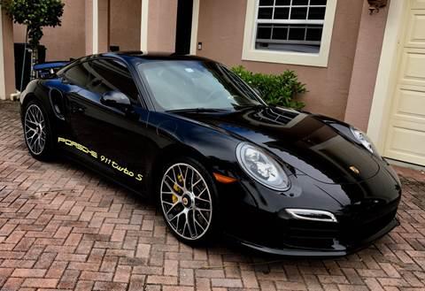 2014 Porsche 911 for sale in West Palm Beach, FL