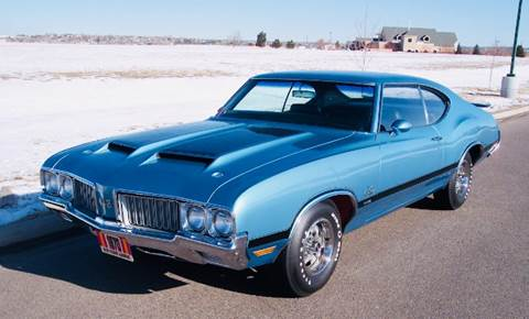 1970 Oldsmobile 442 for sale in West Palm Beach, FL