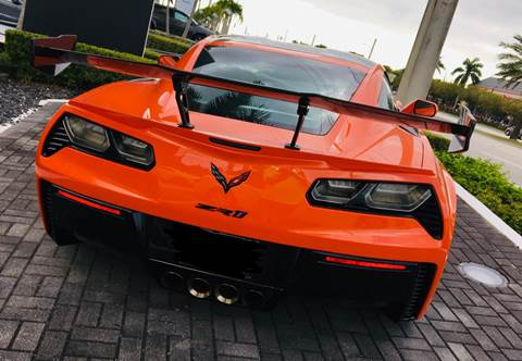 2019 Chevrolet Corvette for sale in West Palm Beach, FL