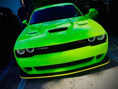 2019 Dodge Challenger for sale in West Palm Beach, FL