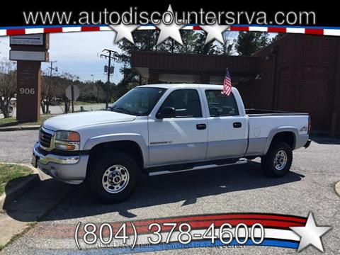 2004 GMC Sierra 2500HD for sale in Richmond, VA
