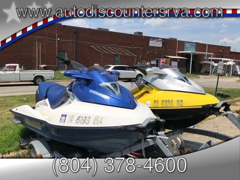 1900 Sea-Doo GTX 2003 and 2005 Seadoo GTx 4 for sale in Richmond, VA