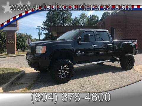 2009 GMC Sierra 2500HD for sale in Richmond, VA