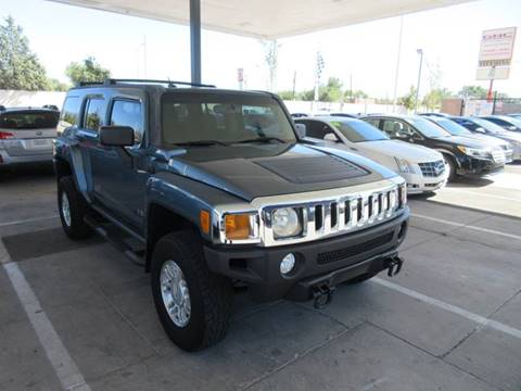 2007 HUMMER H3 for sale in Albuquerque, NM