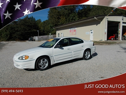 2003 Pontiac Grand Am for sale in Franklinton, NC