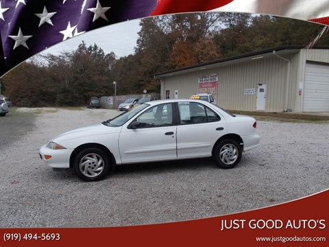 1998 Chevrolet Cavalier for sale in Franklinton, NC