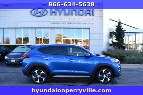 2018 Hyundai Tucson for sale in Rockford, IL