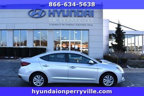 2019 Hyundai Elantra for sale in Rockford, IL