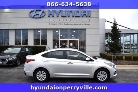 2019 Hyundai Accent for sale in Rockford, IL