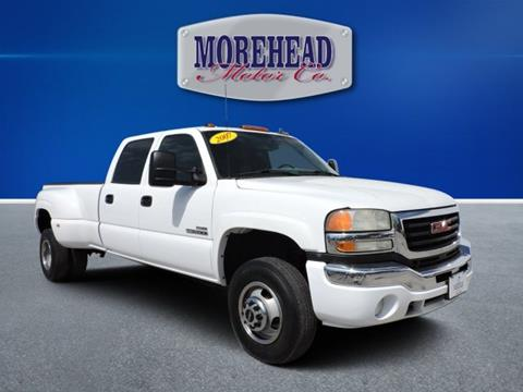 2007 GMC Sierra 3500 Classic for sale in Morehead City, NC