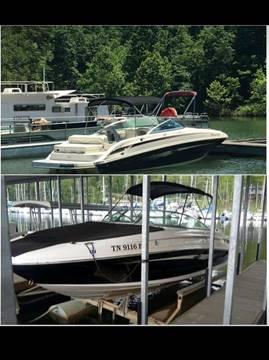 2008 Sea Ray 230 Sundeck for sale in Bristol, TN
