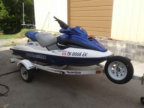 2000 Sea-Doo GTX-DI for sale in Bristol, TN