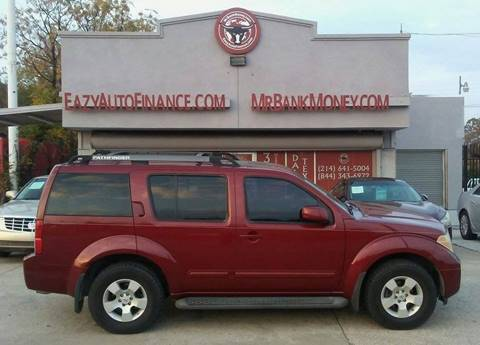 2006 Nissan Pathfinder For Sale >> 2006 Nissan Pathfinder For Sale In Dallas Tx