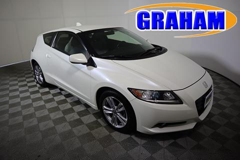 2012 Honda CR-Z for sale in Mansfield, OH