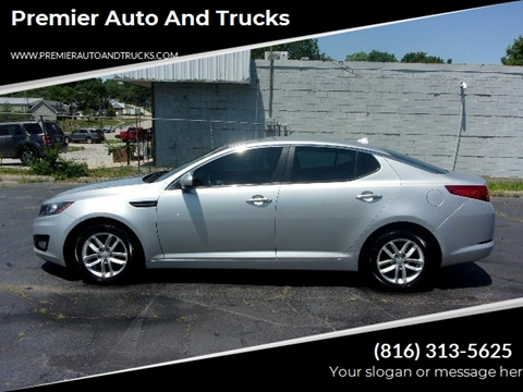 2012 Kia Optima for sale in Independence, MO