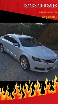 2015 Chevrolet Impala for sale in Sandy Hook, KY
