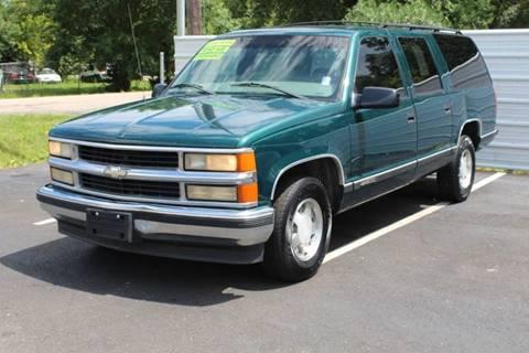 1998 Chevrolet Suburban for sale in La Porte, TX