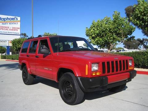 2000 Jeep Cherokee for sale in San Diego, CA