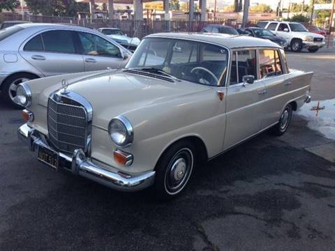 1965 Mercedes-Benz 190-Class for sale in Chatsworth, CA