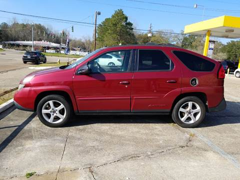 2005 Pontiac Aztek for sale in Baton Rouge, LA