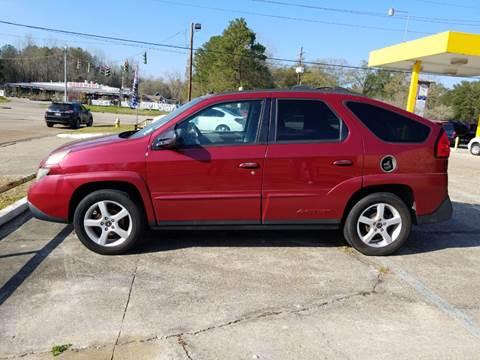 2005 Pontiac Aztek for sale in Baton Rouge, LA