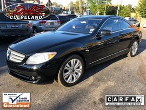 2010 Mercedes-Benz CL-Class for sale in Cleveland, OH