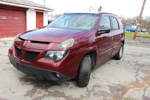 2004 Pontiac Aztek for sale in Johnson City, TN