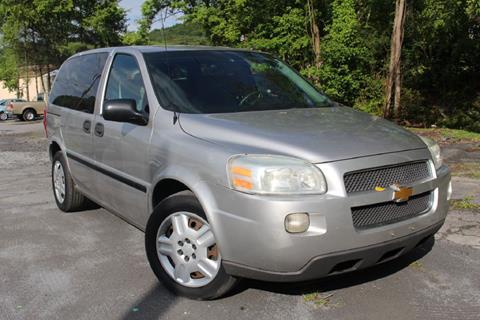 2008 Chevrolet Uplander for sale in Johnson City, TN